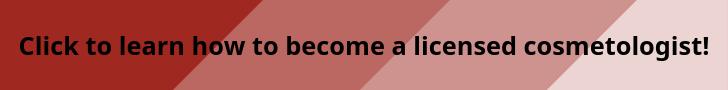 Elite Academy Licensed Cosmetologist Banner